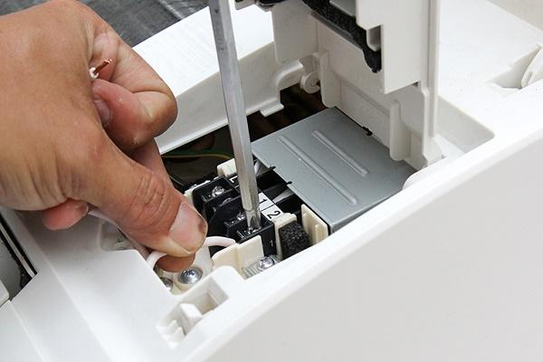 Đấu nối dây điện cho dàn lạnh