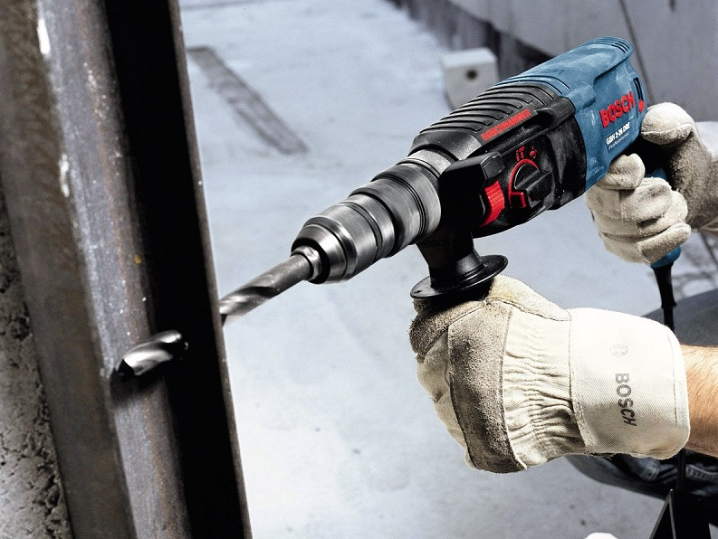 Các chế độ máy khoan bê tông phổ biến hiện nay