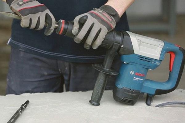Nguyên nhân gây lỗi và cách sửa máy khoan pin Bosch đúng kỹ thuật