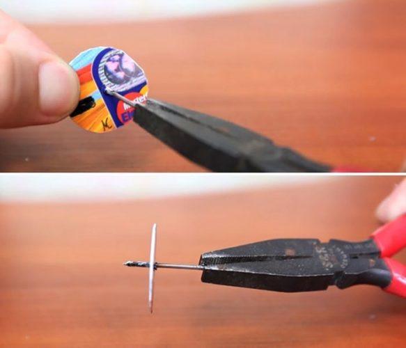 Cách chế quạt mini đơn giản tại nhà