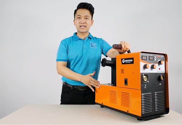 máy hàn bán tự động Jasic MIG NB-250E