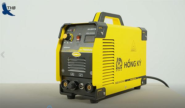 Đánh giá Máy hàn Tig que Inverter HK TIG 200A