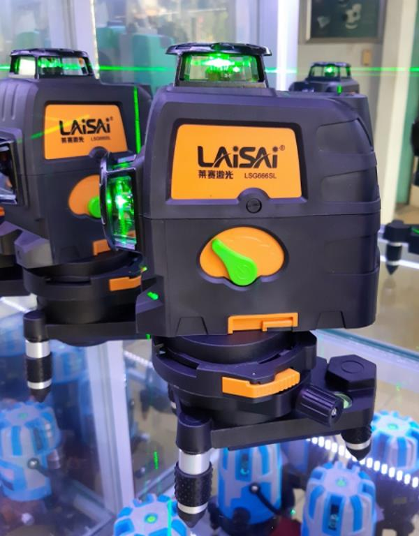 Máy cân bằng Laser Laisai LSG666S