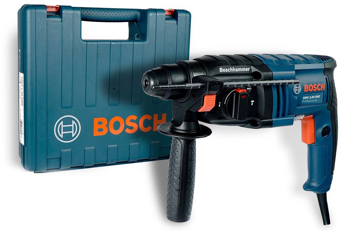 Máy khoan bê tông Bosch GBH 2-20DRE