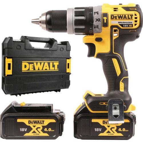 Bộ sản phẩm máy khoan pin Dewalt DCD796M2