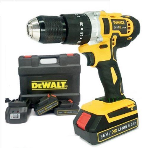 Dewalt 36V được bán nhiều trên thương mại điện tử