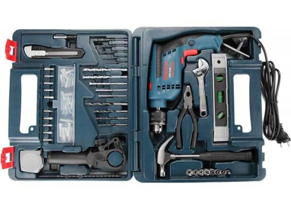 Bộ máy khoan gia đình Bosch GSB 13 RE SET 100