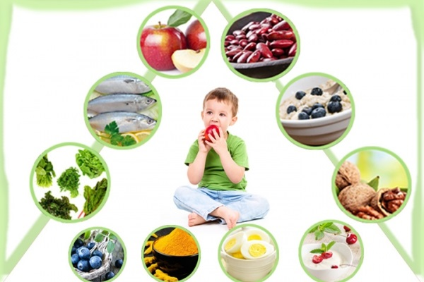Điều chỉnh chế độ ăn uống hợp lý