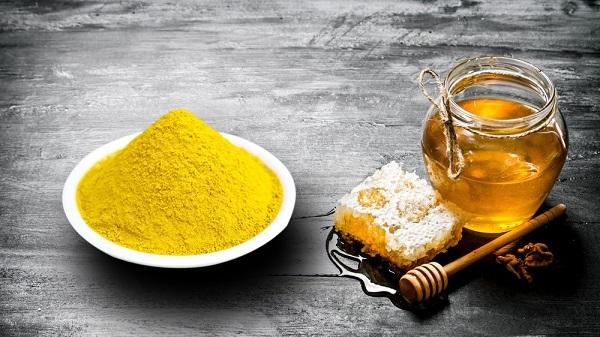 Cách bảo quản tinh bột nghệ trộn mật ong