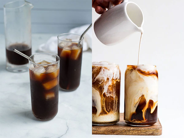 cách pha cà phê cold brew