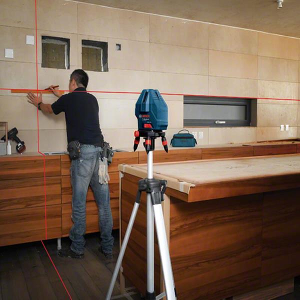 cách dùng máy laser trong xây dựng