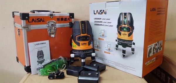 máy bắn laser xây dựng