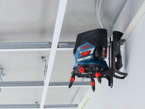 máy cân bằng laser treo tường