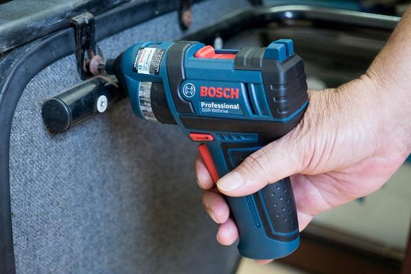 Đánh giá máy bắn vít của Bosch
