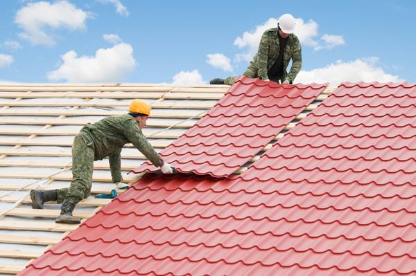 Sửa nhà mái bằng thành mái thái