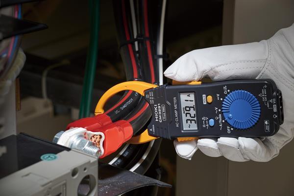 Đồng hồ ampe kìm Hioki CM3281 và ứng dụng