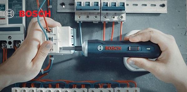 Bosch Go Gen 2 hỗ trợ xử lý các công việc yêu cầu tính chuyên nghiệp cao