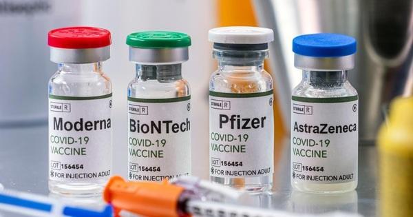 Số liều cần tiêm phụ thuộc vào loại vắc-xin sử dụng