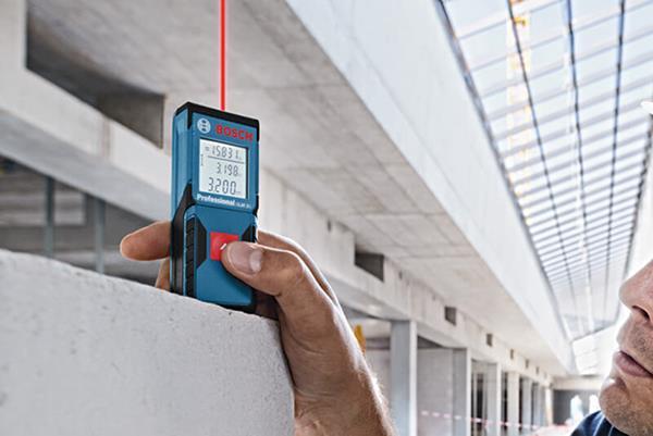 máy đo khoảng cách Bosch
