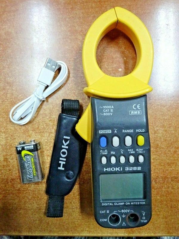 Ampe kìm Hioki 3282
