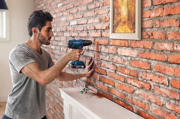 Bosch GSB 180 LI Professional có hiệu suất làm việc cao