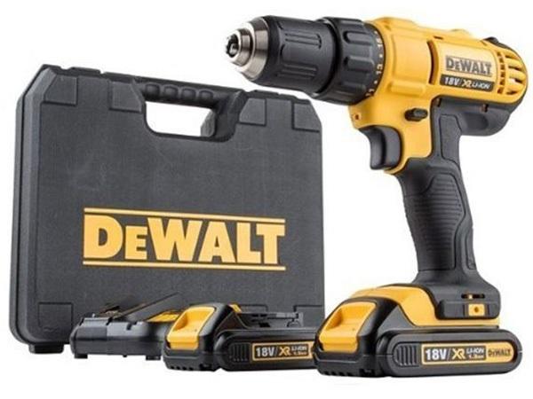 Máy khoan pin vặn vít DeWalt DCD771C2