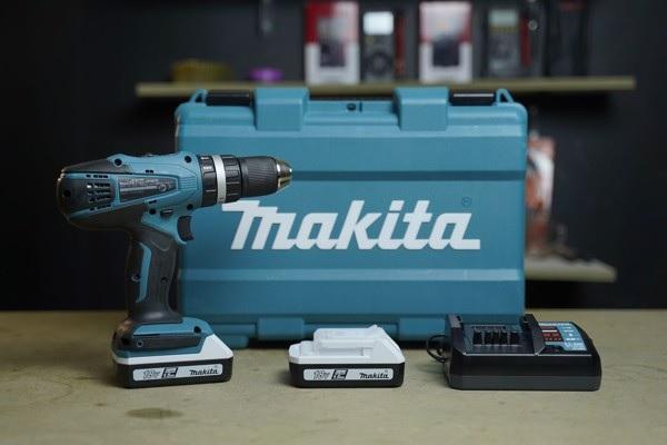 Máy khoan pin Makita HP457DWE