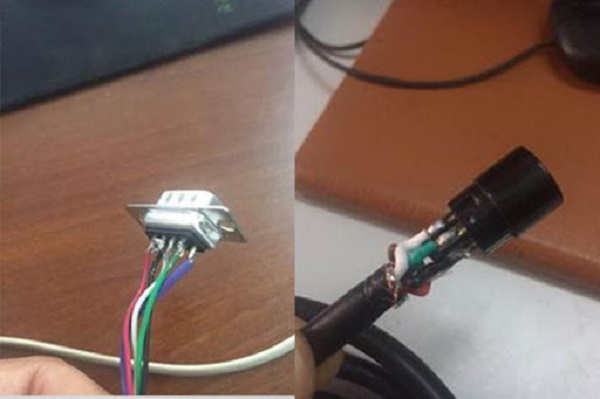 Kiểm tra lại hệ thống dây nguồn