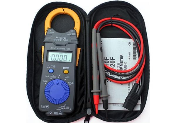 ampe kìm đo dòng AC Hioki