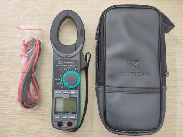 Đánh giá ampe kìm Kyoritsu 2056R
