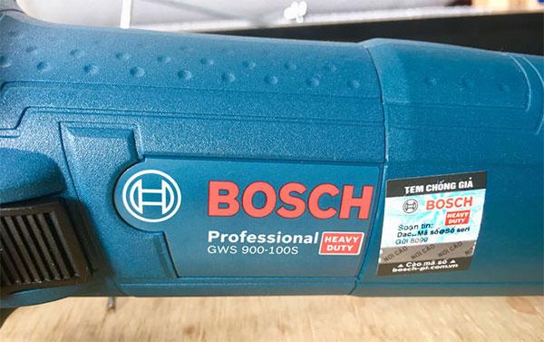 Bosch GWS 900-100s