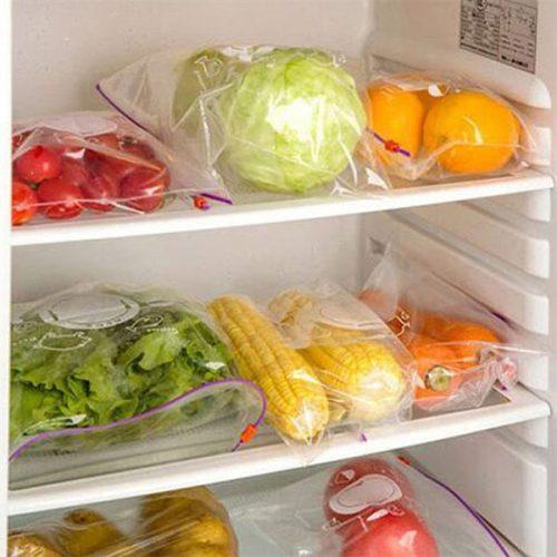 cách dự trữ đồ ăn trong tủ lạnh