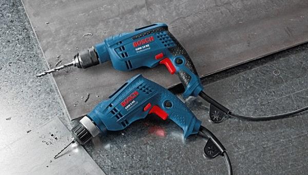 Bosch GBM 320 khoan tường nhanh gọn