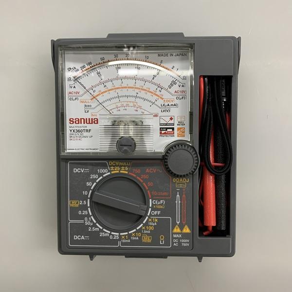 đo điện 3 pha bằng đồng hồ vạn năng