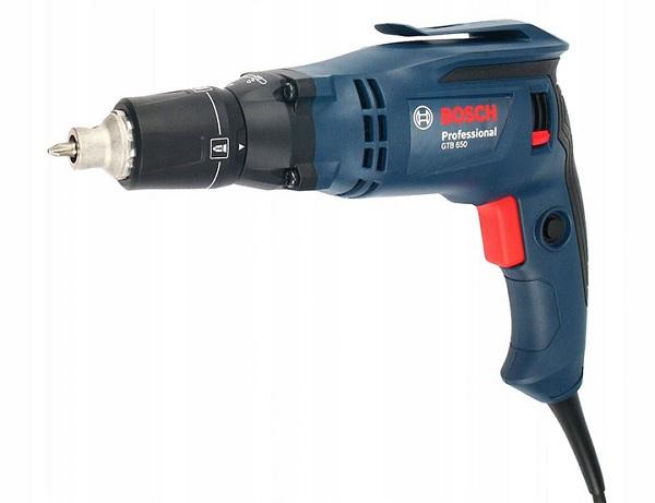 Ưu điểm của máy bắn ốc Bosch dùng điện