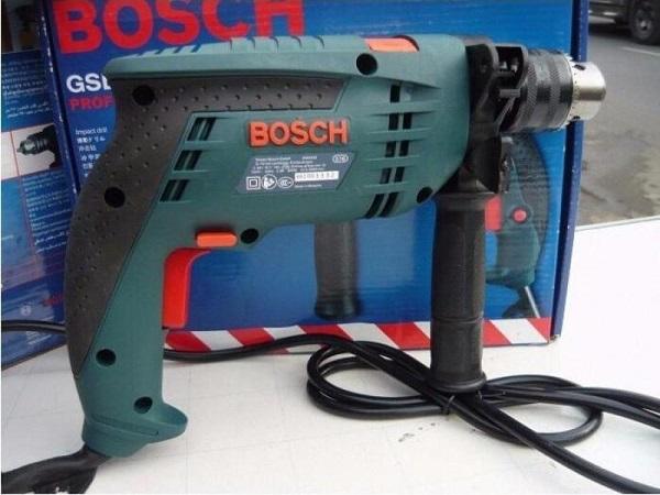Máy khoan Boshc liên doanh là hàng giả
