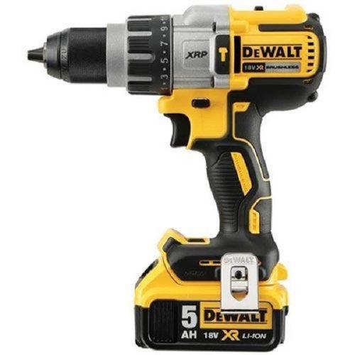Dewalt DCD996M2 18V cao cấp, khả năng khoan đập mạnh mẽ
