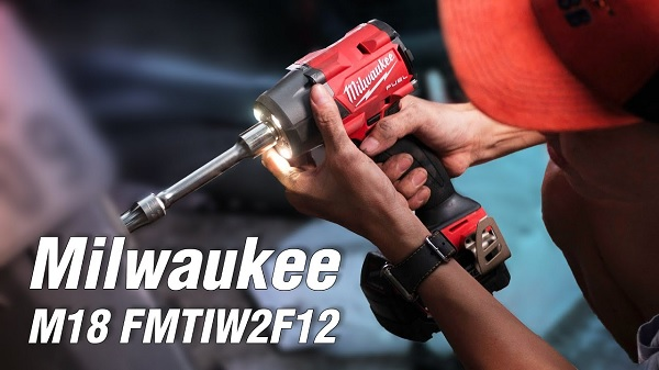 Milwaukee M18 FMTIW2F12 siết bu lông tốc độ cao