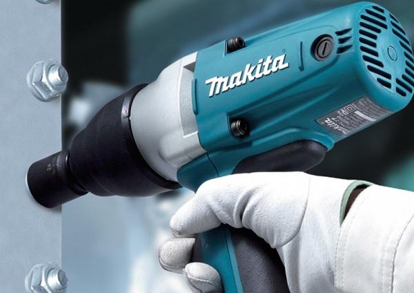 Ưu điểm nổi bật của máy siết bu lông Makita TW0350