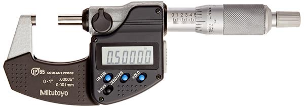 thước panme Mitutoyo 0-25mm