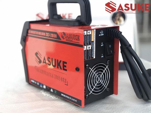 máy hàn que Sasuke ZX7 200N