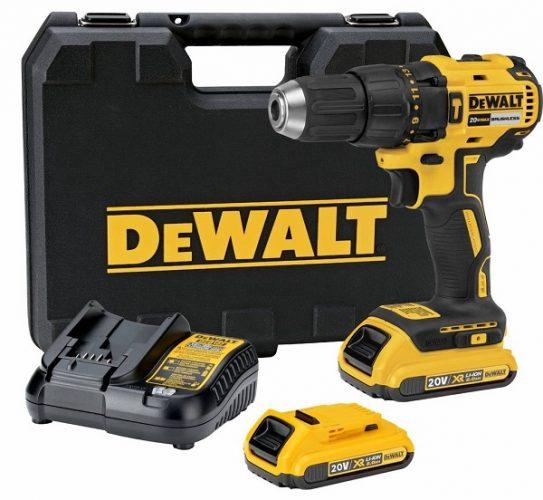 Máy khoan vặn vít dùng pin Dewalt DCD778D2