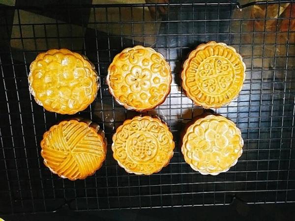Nướng bánh 3 lần