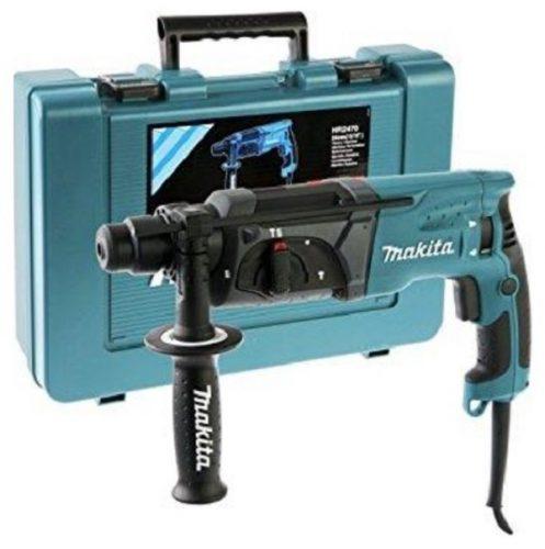 Bộ sản phẩm máy khoan Makita HR2470 chất lượng
