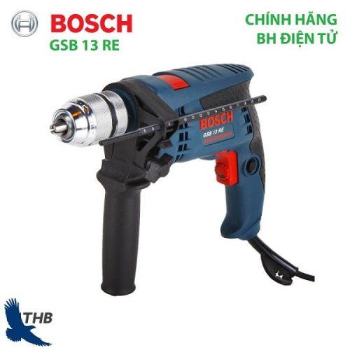Chọn nơi mua máy khoan Bosch GSB 13RE chính hãng uy tín