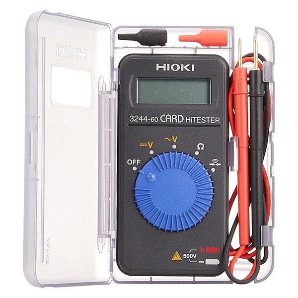 đồng hồ vạn năng hioki 3244-60