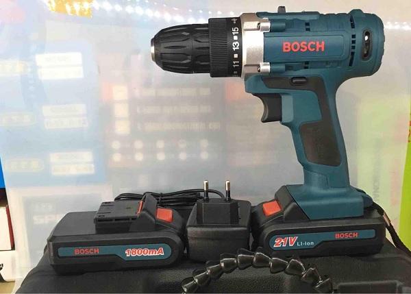 Có máy khoan pin Bosch 24V, 26V, 21V chính hãng không?