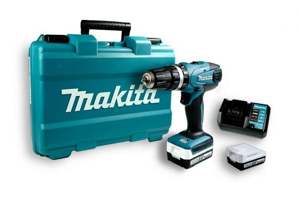 Makita DF347DWE đáp ứng tốt mọi nhu cầu khoan, bắt vít cơ bản