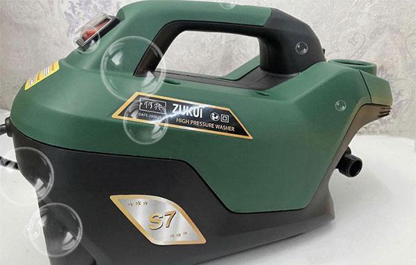 máy rửa xe áp lực cao Zukui S7