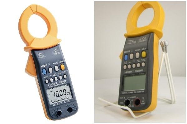 so sánh ampe kìm Hioki 3283 và Hioki 3282